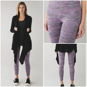 Lululemon High Times Pant Space Dye Tender Violet
